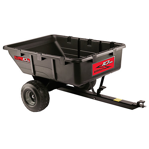 10 cu. ft. Tow Poly Cart