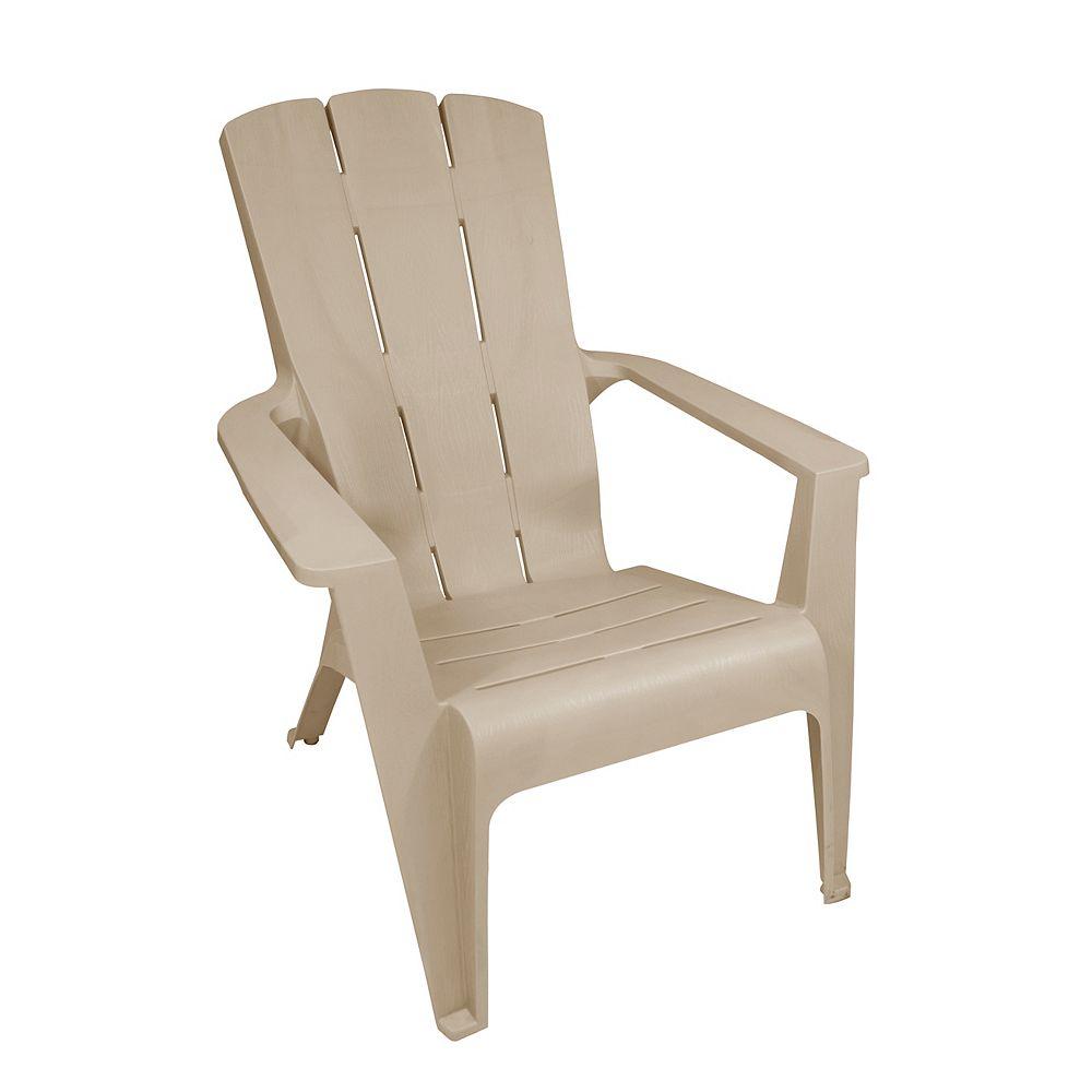 Gracious Living Contour Muskoka Chair in Sandstone