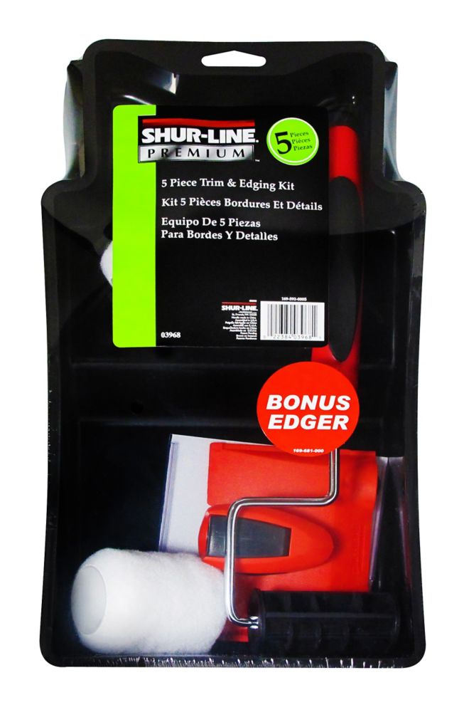 SHUR-LINE Premium 5 Piece Trim Kit