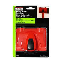 Applicateur tampon pour plafonds et bordures