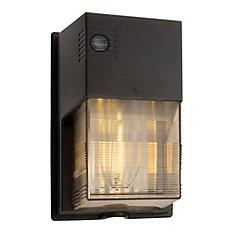 70W High Pressure Sodium Wall Light  Bronze