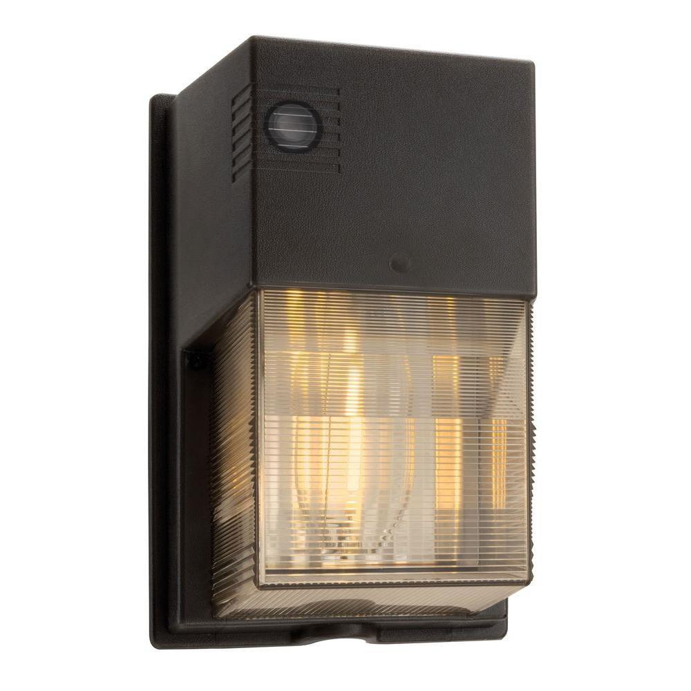 70W High Pressure Sodium Wall Light � Bronze