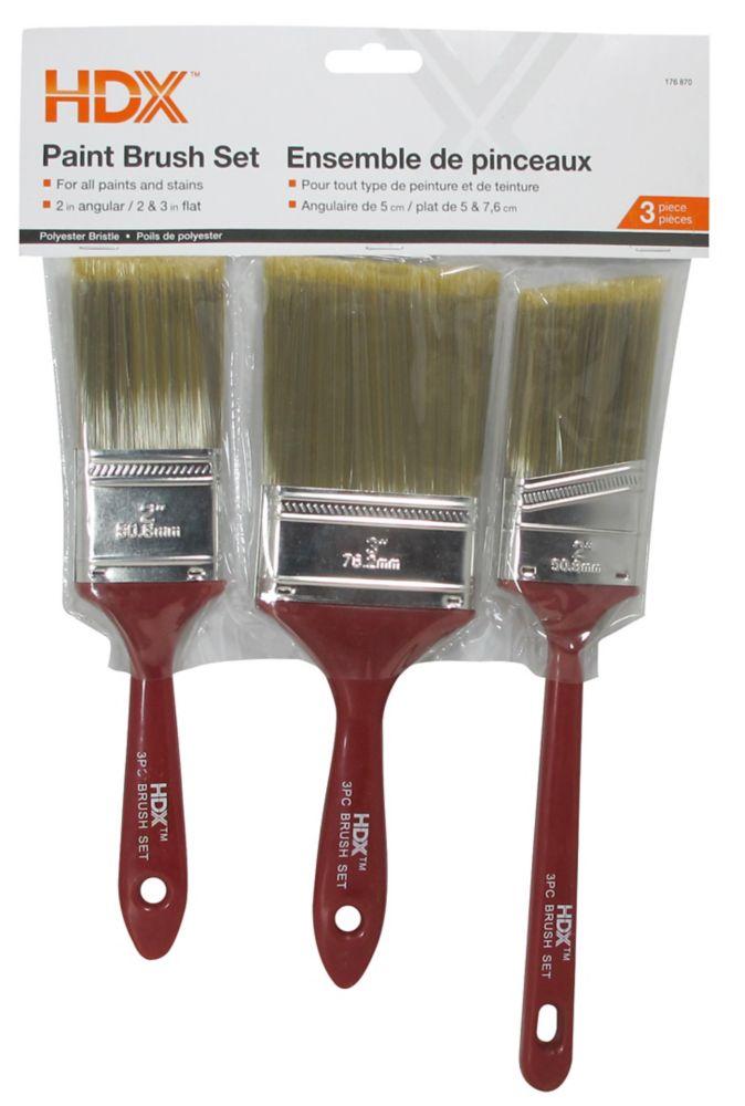 Brush 3Pack - Poly