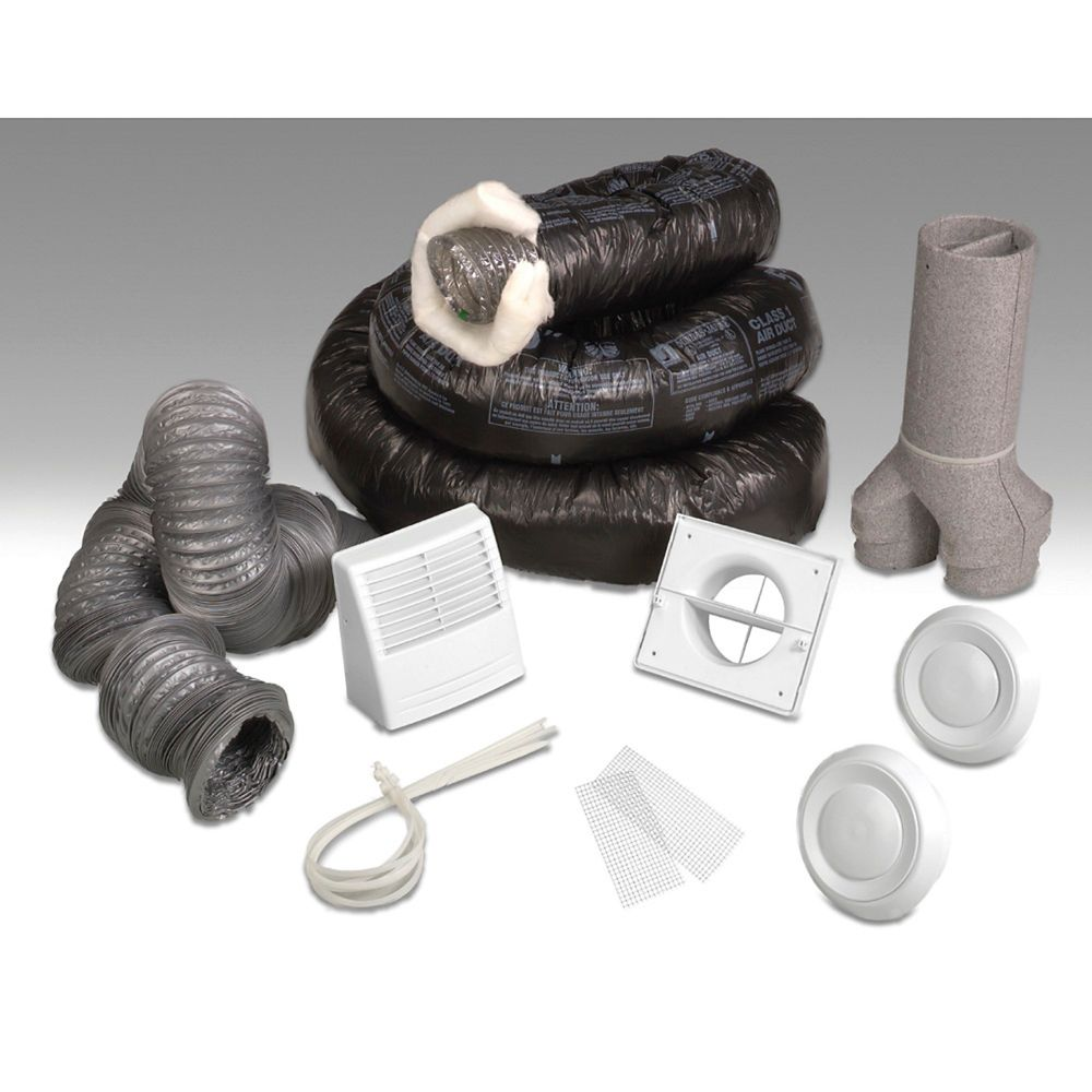 Complete Installation Kit for the HRV2600 and EA1500