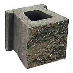 Junior Grey/Charcoal Wall Block