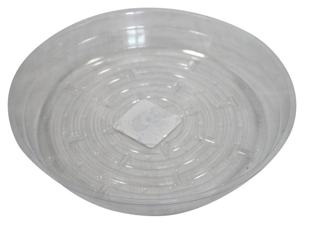 Soucoupe en vinyle Blue Ribbon de 20 cm (8 po) - Gardner
