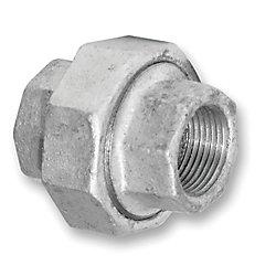 Aqua-Dynamic Fitting Galvanized Iron Union 1 inch