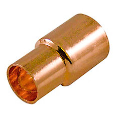 Fitting Copper Bushing 1-inch x 3/4-inch Fitting To Copper