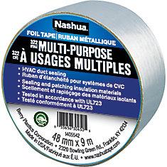 48mm x 9.1m 322 À Usages Multiples