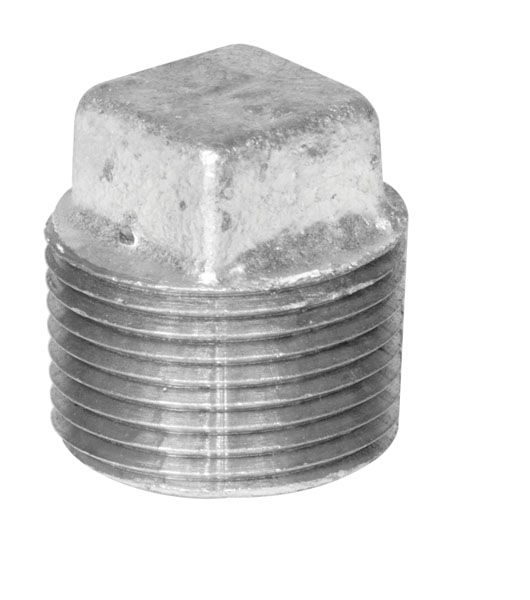 Fitting Galvanized Iron Plug 1-1/4 Inch