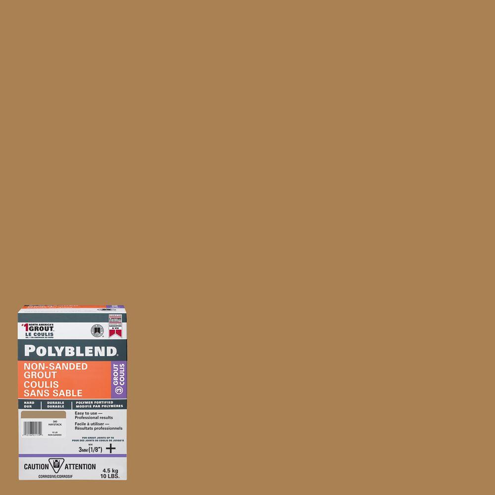 Custom Building Products #22 Sahara Tan - Polyblend Non-Sanded Grout - 10lb