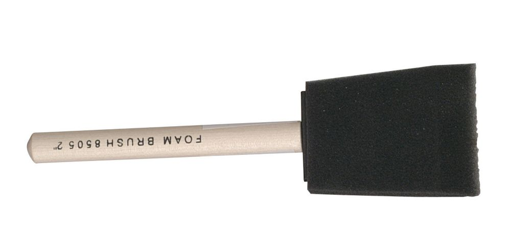 Foam Brush 2 Inch