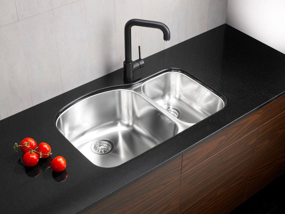 Wave Plus Undermount Sink