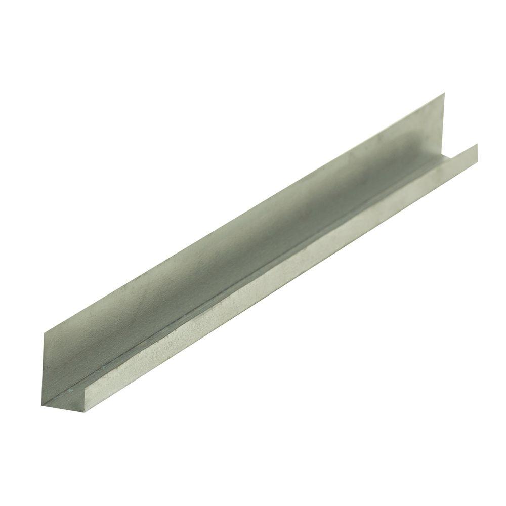 D400 Metal  J TRIM 1/2 BOARD X 10 Feet