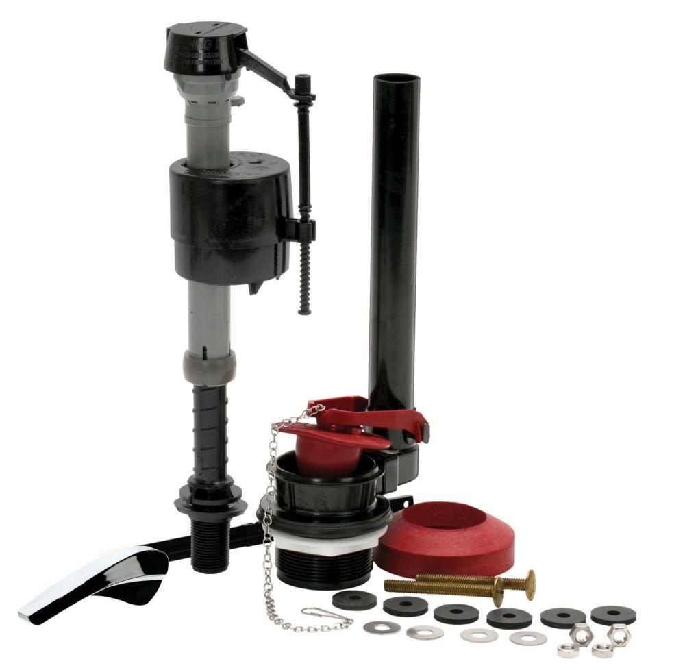 Fluidmaster Universal Complete Toilet Repair Kit