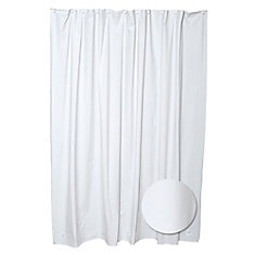 10 Gauge Shower Liner - White