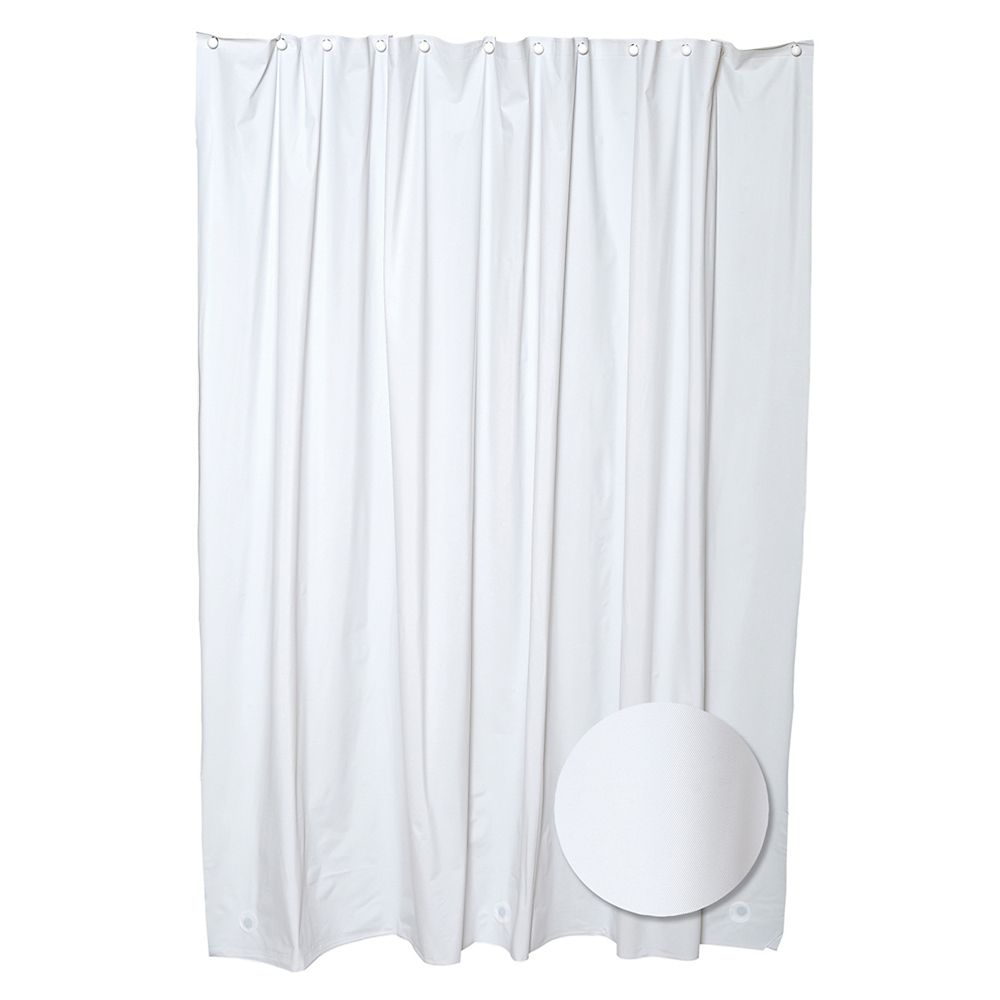 10 Gauge Shower Liner - White