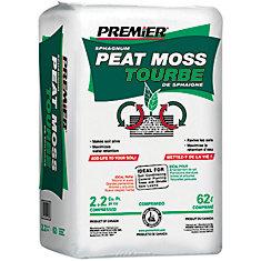 Peat Moss - 2.2 Cubic Feet