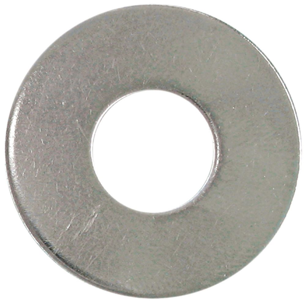 """1/4"""" 18.8 Ss Flat Washer"""