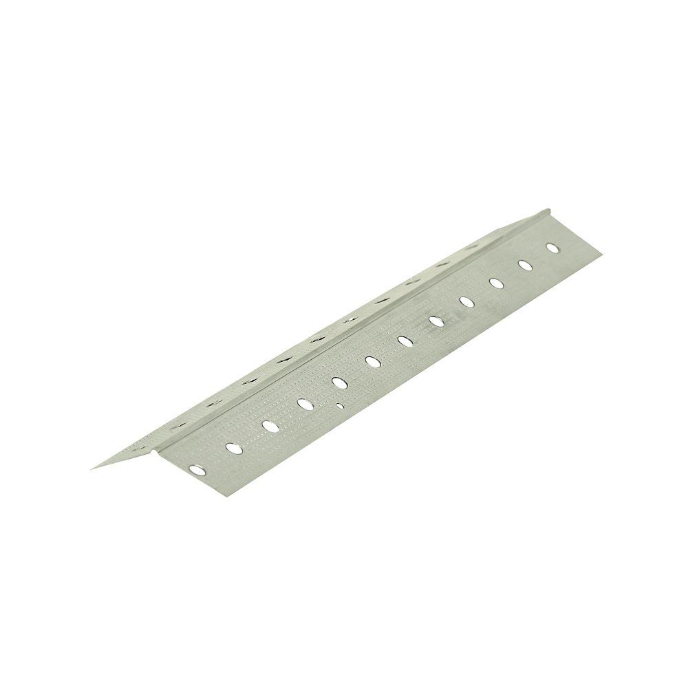 D100  130°  Drywall Metal Corner Bead X 8'