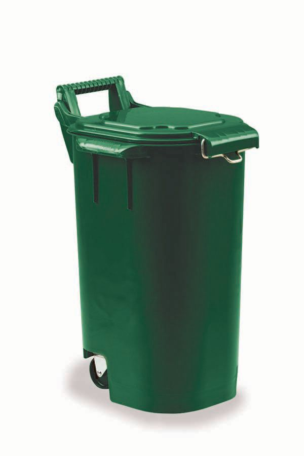 Orbis organics wheeled bin 46 5l the home depot canada - Home depot recycling containers ...