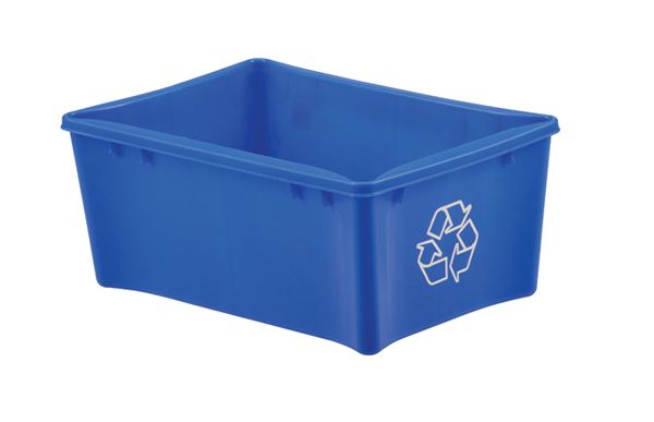 UNDERDESK/SINK RECYCLING BIN