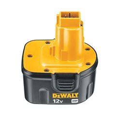 DEWALT 12V XRP NiCd Extended Runtime Battery Pack 2.4Ah