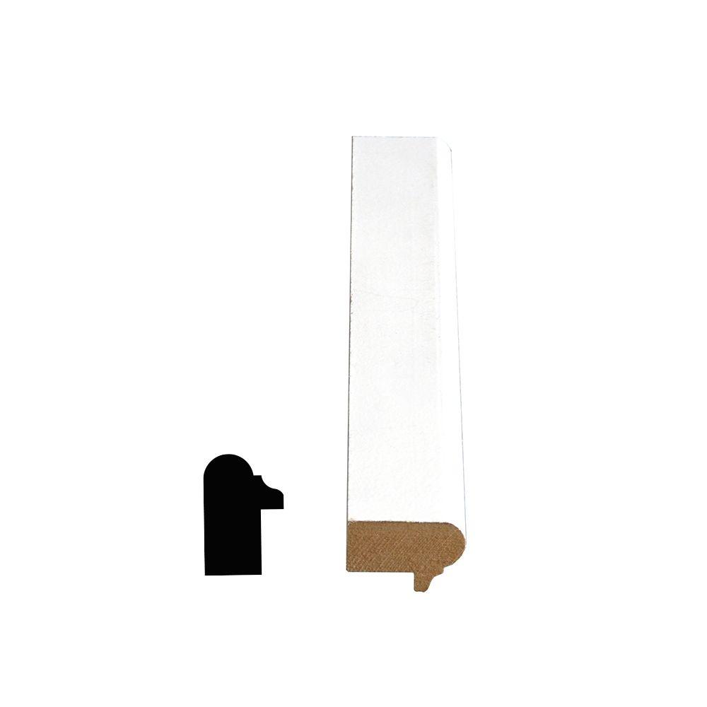 Primed Fibreboard Backband 7/8 In. x 1-5/16 In. (Price per linear foot)