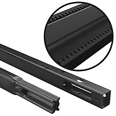 Belt Drive Rail Extension Kit for 8'-High Garage Doors