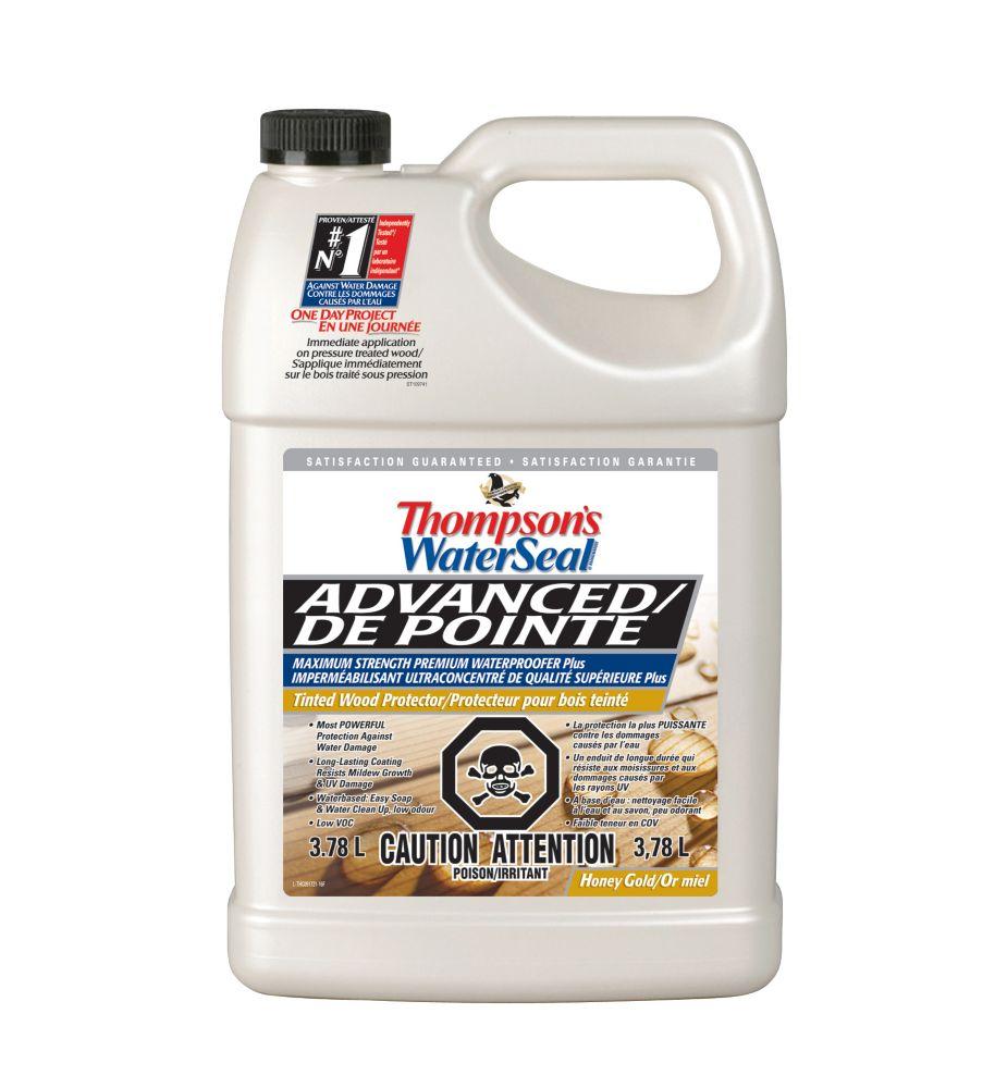 Thompson's Advanced Waterproofer - Sheer Honey