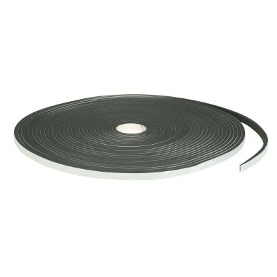 Industrial-Strength Self-Adhesive Neoprene Weatherstripping Closed-Cell Tape