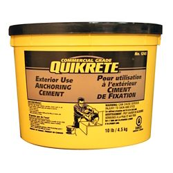 Quikrete Ciment dancrage 4,5 kg