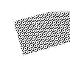Gutter Guard - Plastic - 20 Feet