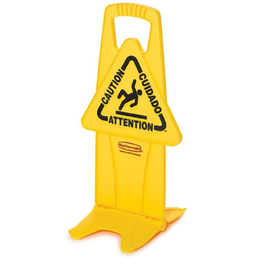Stable Wet Floor Sign