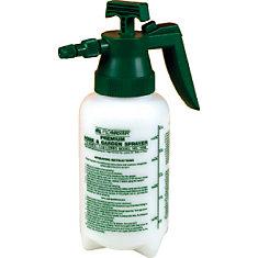Pulvérisateur-nébulisateur de 1,2 litre (2,5 pintes), réservoir en polyéthylène blanc translucide
