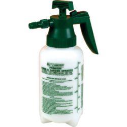 RL Flo-Master Pulvérisateur-nébulisateur de 1,2 litre (2,5 pintes), réservoir en polyéthylène blanc translucide