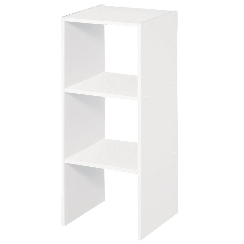 Selectives 31.5-inch Vertical Organizer - White