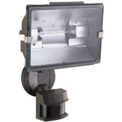 Heath Zenith 240 Degree 500W Halogen Motion Sensing Security Light - Bronze