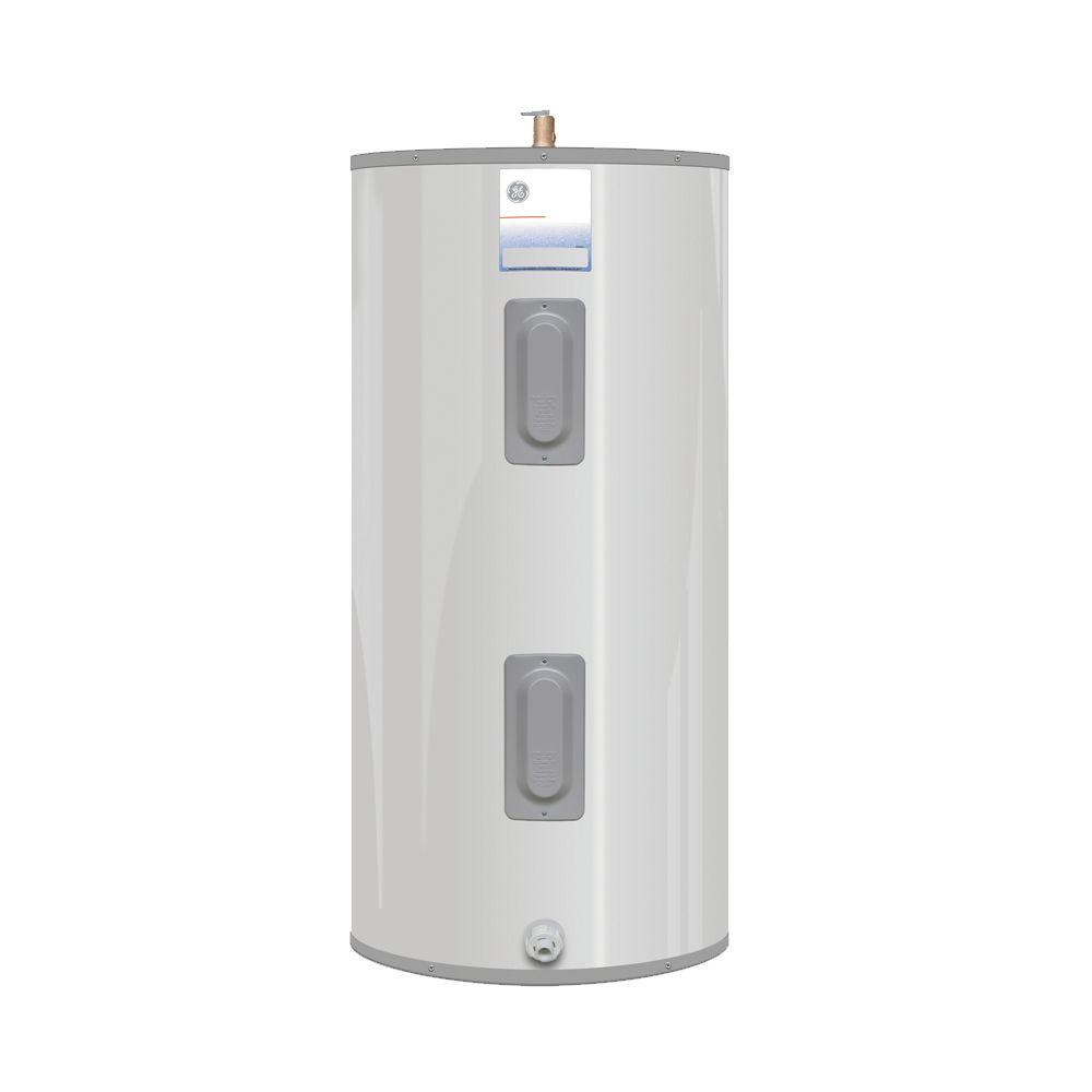 GE 40 Gal 12 Year Electric Water Heater