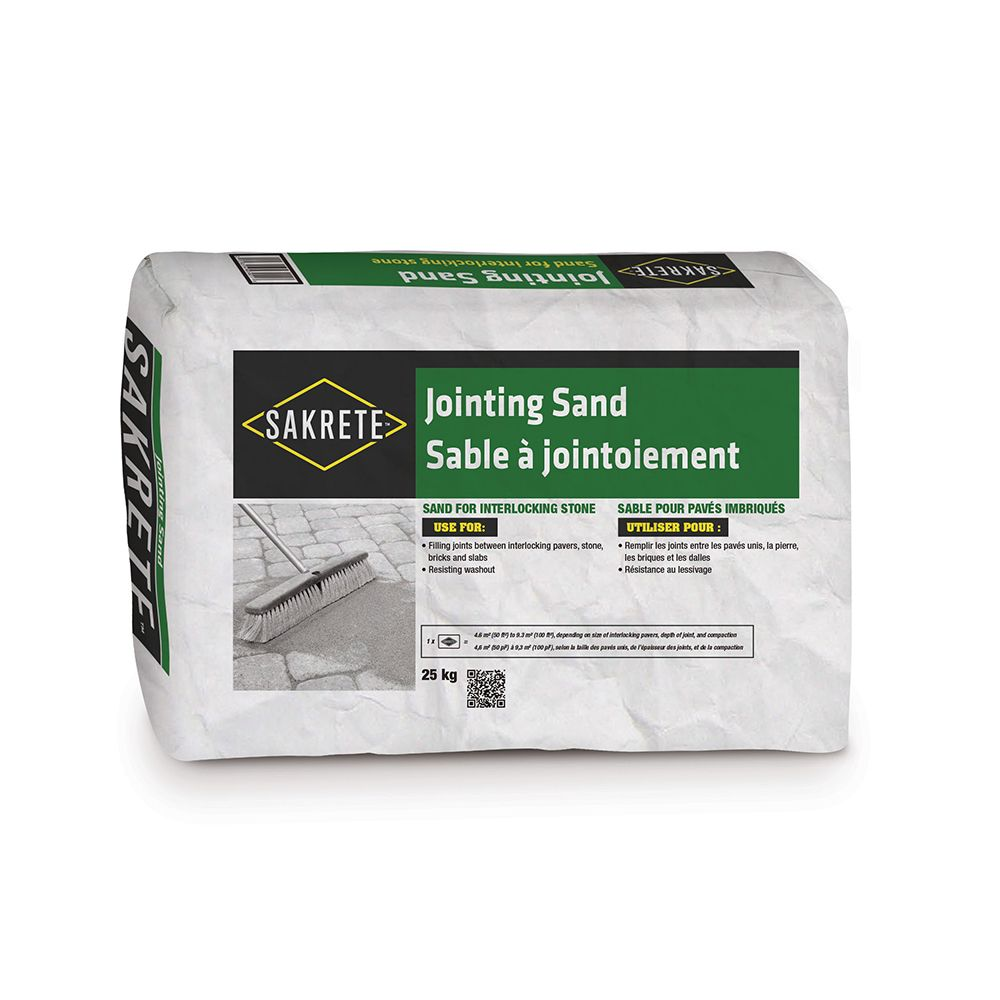 Jointing Sand, 25 KG