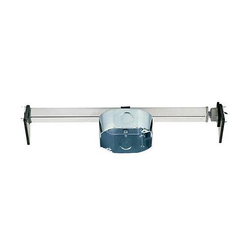 Westinghouse Saf-T-Brace - Support ajustable de fixation pour ventilateur de plafond.