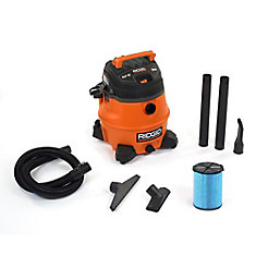 53 Litre 6 Peak HP Wet Dry Vacuum