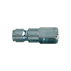 HUSKY Female connector 1/4 In. NPT- (2-Pack)