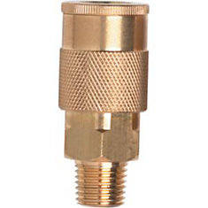1/4 In. NPT Male coupler CAM-BC-3234 (m)coup