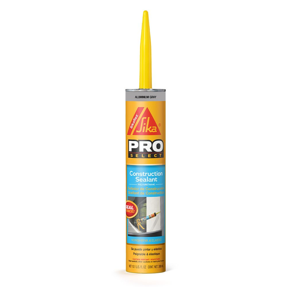 Sikaflex Construction Sealant Aluminum