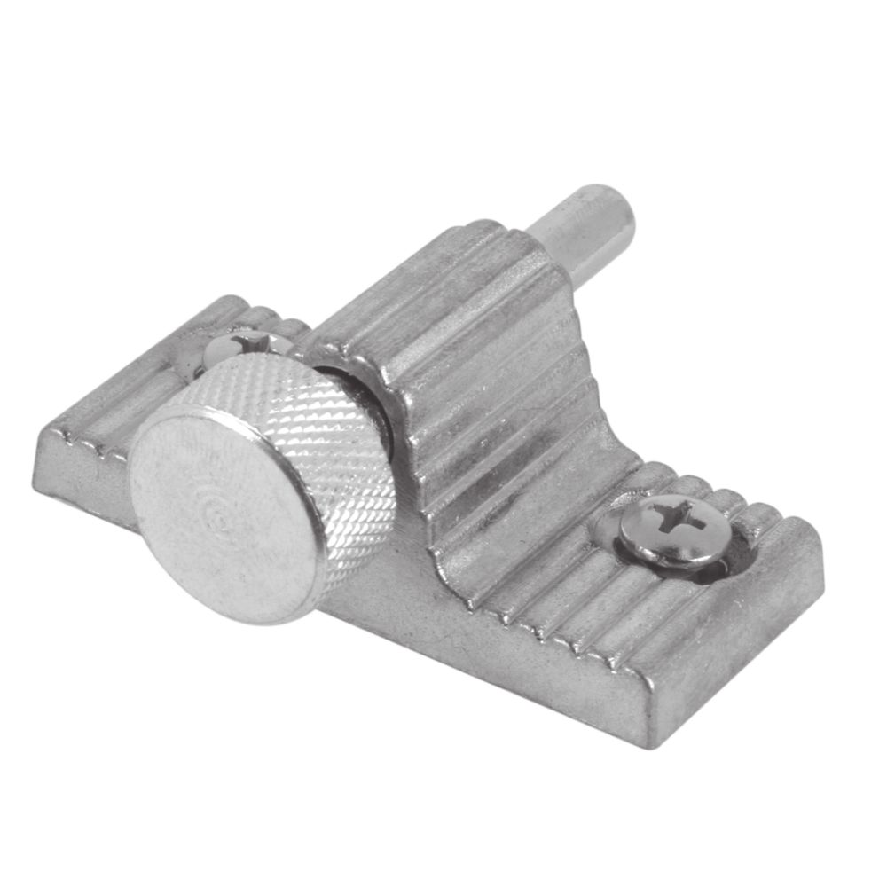 Aluminum Twist-In Sliding Door Lock