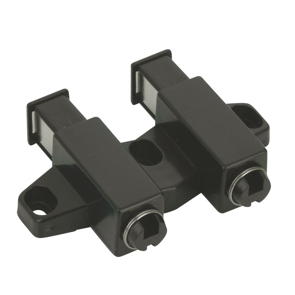 Double Black Touch Latch