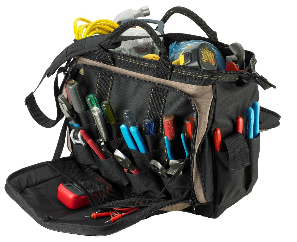 """18"""" Multi-Compartment Tool Carrier"""