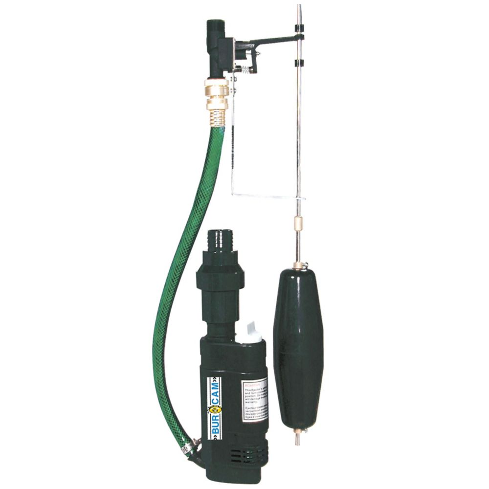 Sump Buddy Back-Up Sump Pump