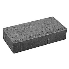 Charcoal Cobble - Lite Paving Stone